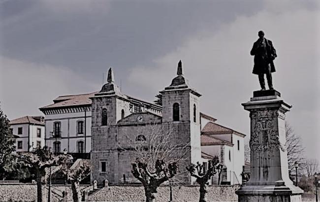 La Iglesia de Santa María de Colombres - Villa de Colombres